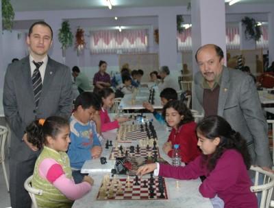 TASKK 30. Yıl Satranç Turnuvası başladı