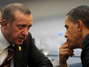 Erdoğan Obama'yla Wikileaks'i görüştü..