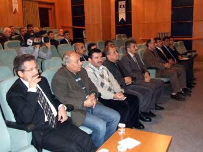 Atıksu Arıtma Tesisi Halkın Katılımı Toplantısı yapıldı