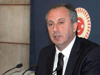 CHP'den Başbakan'a 'İnce' eleştiri!..