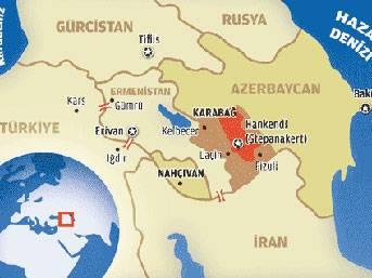 Azeri-Ermeni savaşı kapıda!...