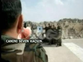 Şırnak'taki atış talimine soruşturma!