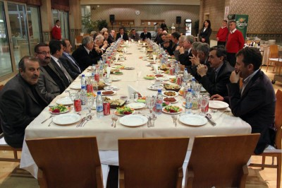 Balduk, 1995'deki KATSO meclisi ile biraraya geldi...