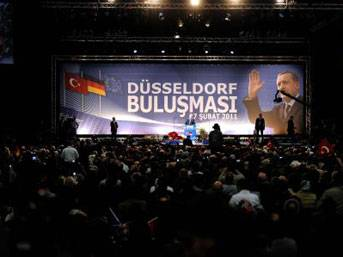 Alman basınından Erdoğan'a sert eleştiri!..