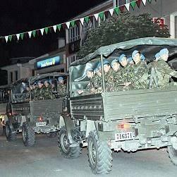 FLAŞ: Güneydoğu'da askeri hareketlilik!..