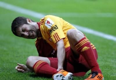 Final rövanşında Galatasaray'a soğuk duş!...