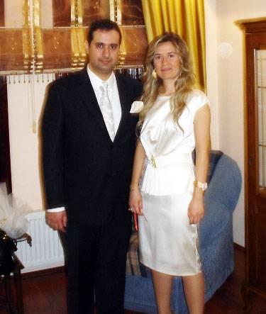Prof. Dr. Mehmet Sağlam oğlunu evlendiriyor'