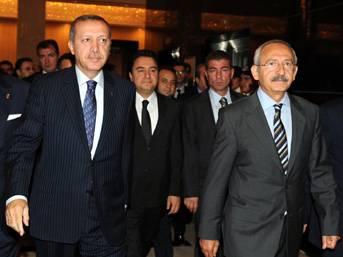 AMBARGO: CHP'ye 'Recep Bey' golü!