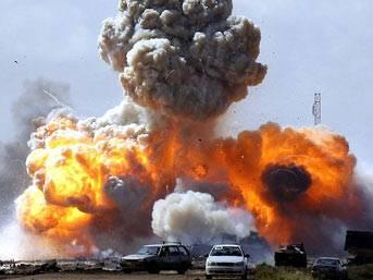Libya'da Trablus'a yeni saldırı...
