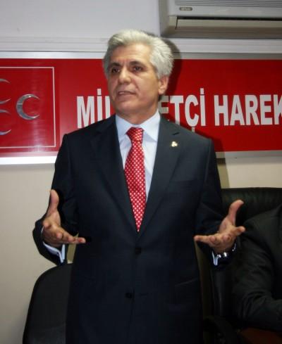 MHP'de Kerim Yılmaz da aday adayı oldu'
