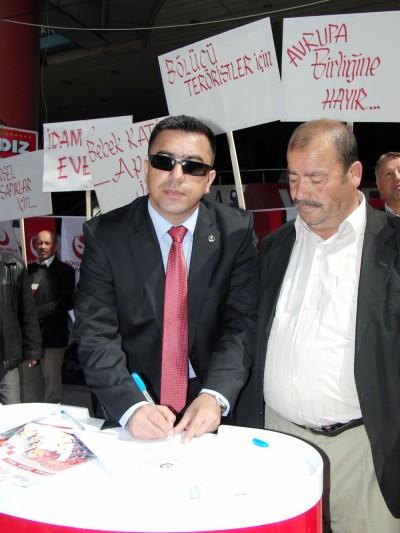 BBP'den 'idam' için imza kampanyası'