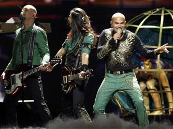 FLAŞ: Türkiye'ye Eurovision şoku!