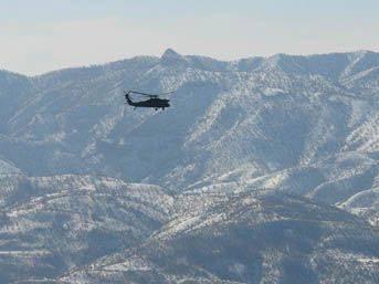 FLAŞ: Kato Dağı'nda şiddetli çatışmalar yaşanıyor!...