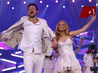 Eurovision Şarkı Yarışması'nı Azerbaycan kazandı!