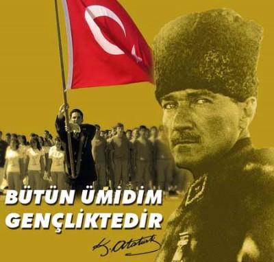 BUGÜN 19 MAYIS: Atatürk'ün '19' şifresi çözüldü...