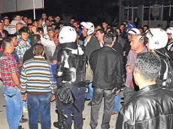 BDP'liler şehri birbirine kattı!...