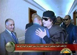Libya'da Kaddafi bu kez ateşkese hazır!..