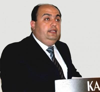 Rektör Karaaslan, KATSO Meclisi'ne konuk oldu'