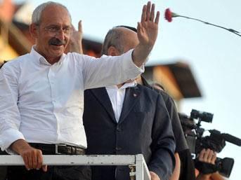 Kılıçdaroğlu: Sen Demirel'in tırnağı olamazsın!