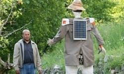 İşte Türk malı 'ayısavar' robot!..
