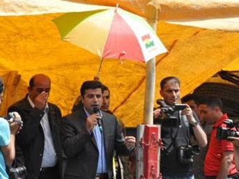 BDP, Hatip Dicle konusunda uyardı!...