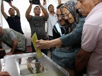 12 HAZİRAN: Meclis 4 partiden oluşacak!..