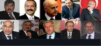 İstifa eden 9 MHP'li milletvekili olamadı!..