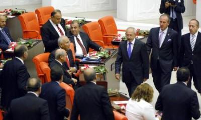 İşte CHP'nin ihtisas komisyonları üyeleri...