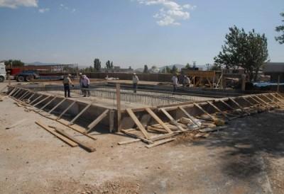 Yeni Belediye Pasajı yapımına başlandı..