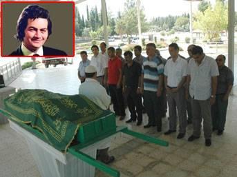 Cenazesine sadece 14 kişi katıldı...