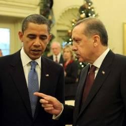 Erdoğan, Obama ile telefon görüşmesi yaptı..
