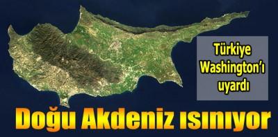 Doğu Akdeniz ısınıyor..