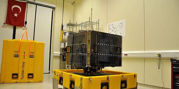 İlk yerli gözlem uydusu RASAT uzayda