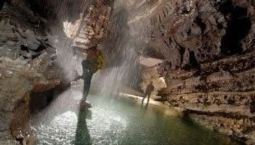 Türkiye'nin en derin 5. mağarası Kahramanmaraş'ta