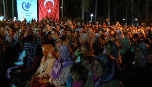 Türkoğlu Kuran-ı Kerim'i anlamada yarıştı..