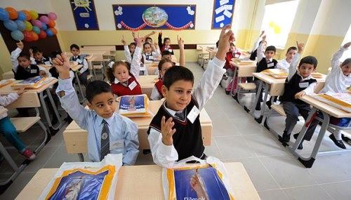 2011-2012 eğitim-öğretim yılı bugün başladı..