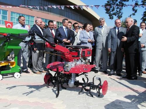 Kırsal kalkınma yatırımları destekleniyor..