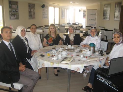 Kadın Komisyonu'ndan İşbirliği Buluşması..