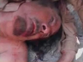 Libya'nın devrik lideri Kaddafi öldü!