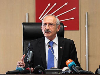 Kılıçdaroğlu'ndan Erdoğan'a mektup..