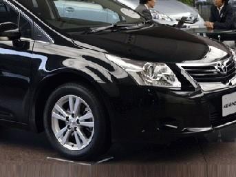 Toyota 550 bin aracı geri çağırdı!..