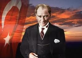 Atatürk'ü saygı ve sevgiyle anıyoruz...