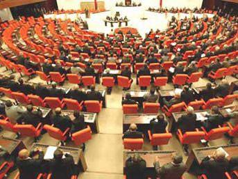 Tartışılan Şike tasarısı Meclis'ten geçti...