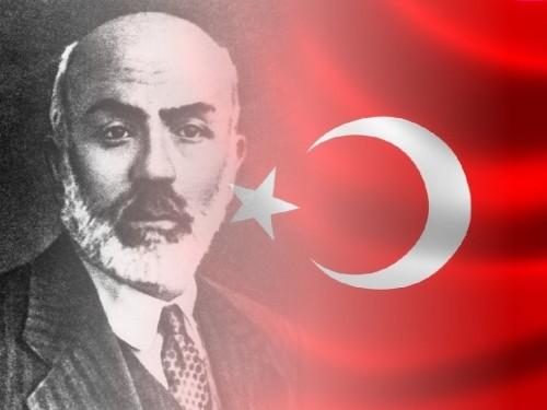 İstiklal Marşı şairi Mehmet Akif Ersoy anıldı…