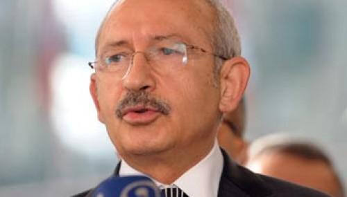 Kılıçdaroğlu: Başbakan özür dilemelidir!..