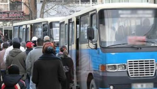 FLAŞ: Kent içi ulaşımda minibüsler kaldırılıyor!..