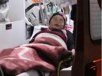 Hastaneye kaldırılan 11 yaşındaki kız hamile çıktı!..