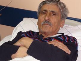 Maraşlı Abdurrahim Karakoç tedavi altında...