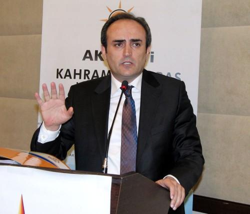 Ak Parti Yerel yönetimler şurası gerçekleştirildi..
