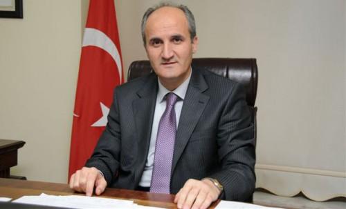 AK Parti Merkez İlçe'de görev bölümü yapıldı..